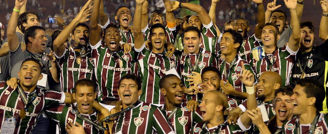 O Fluminense e a conquista da Primeira Liga