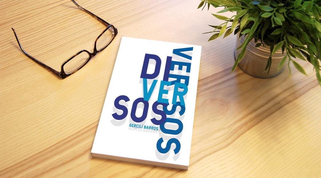 """Lançamento do livro """"Versos Diversos"""""""