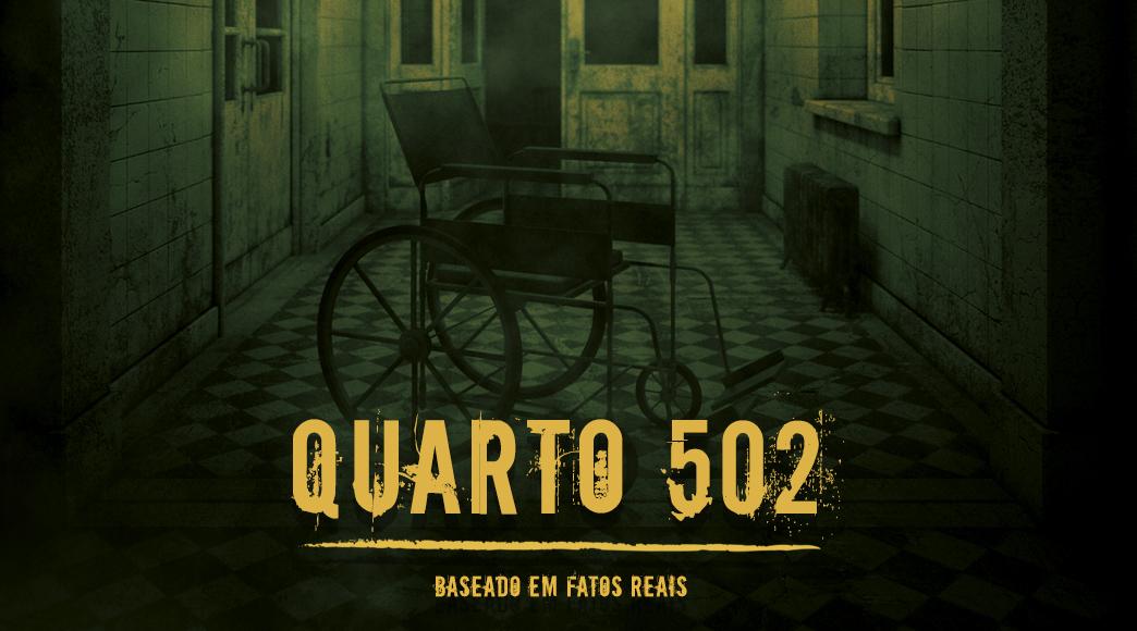 """Lançamento do livro """"Quarto 502"""""""