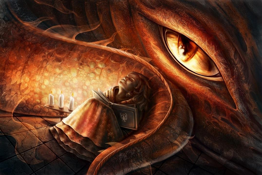 Concurso literário: O encontro dos mundos fantásticos