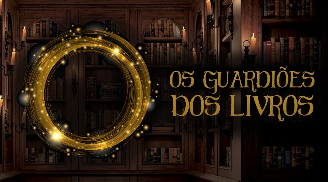 """Lançamento do livro """"Os guardiões dos livros"""""""
