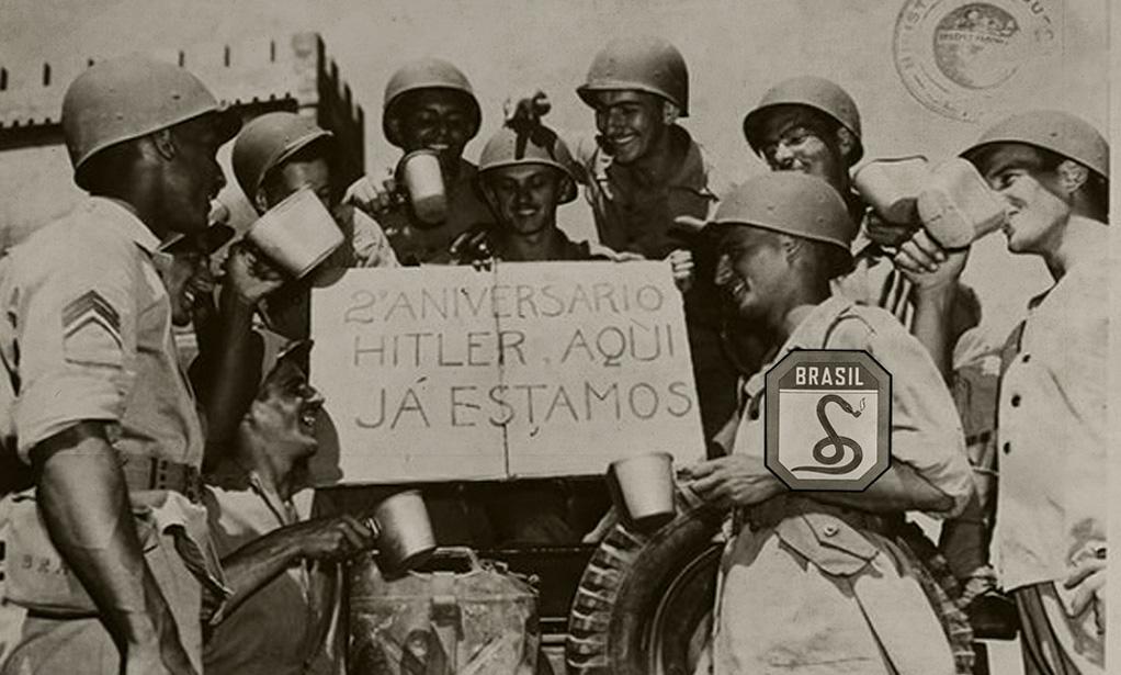 """Resultado do concurso """"Segunda Guerra Mundial: a cobra vai fumar!"""""""
