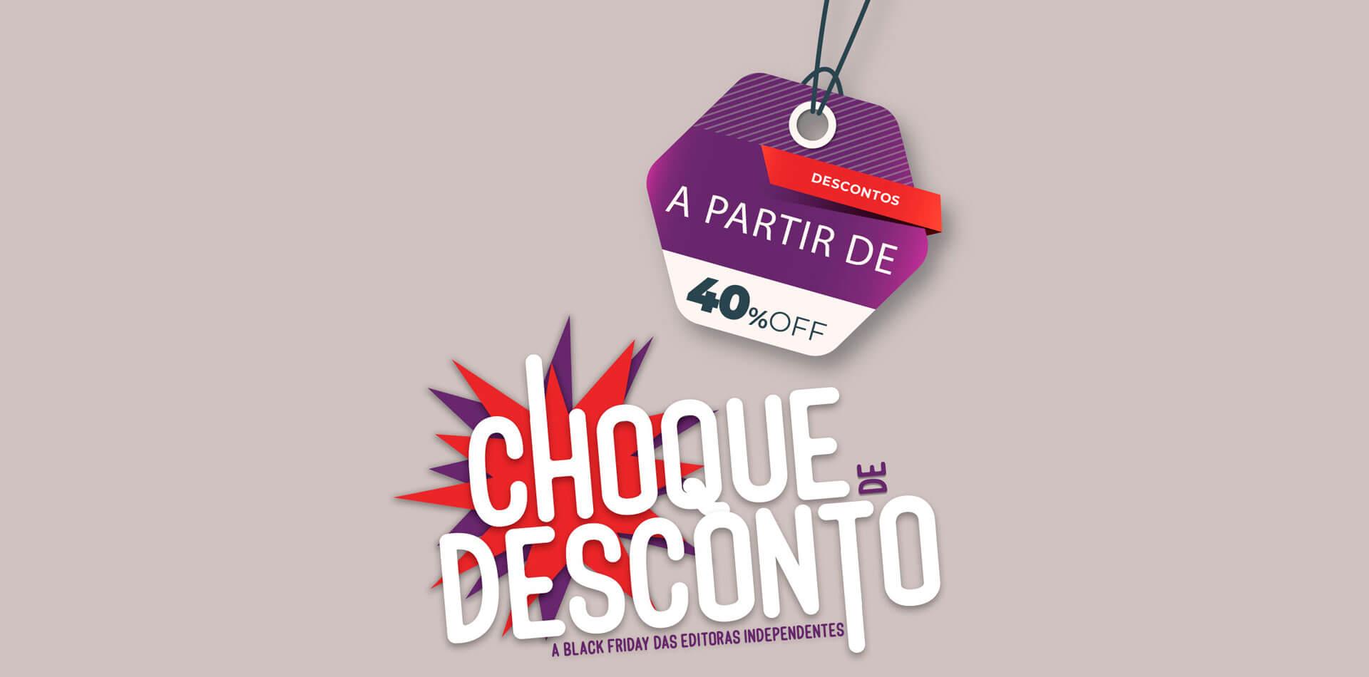 """Editoras da Coesão Independente promovem """"Choque de Desconto"""""""