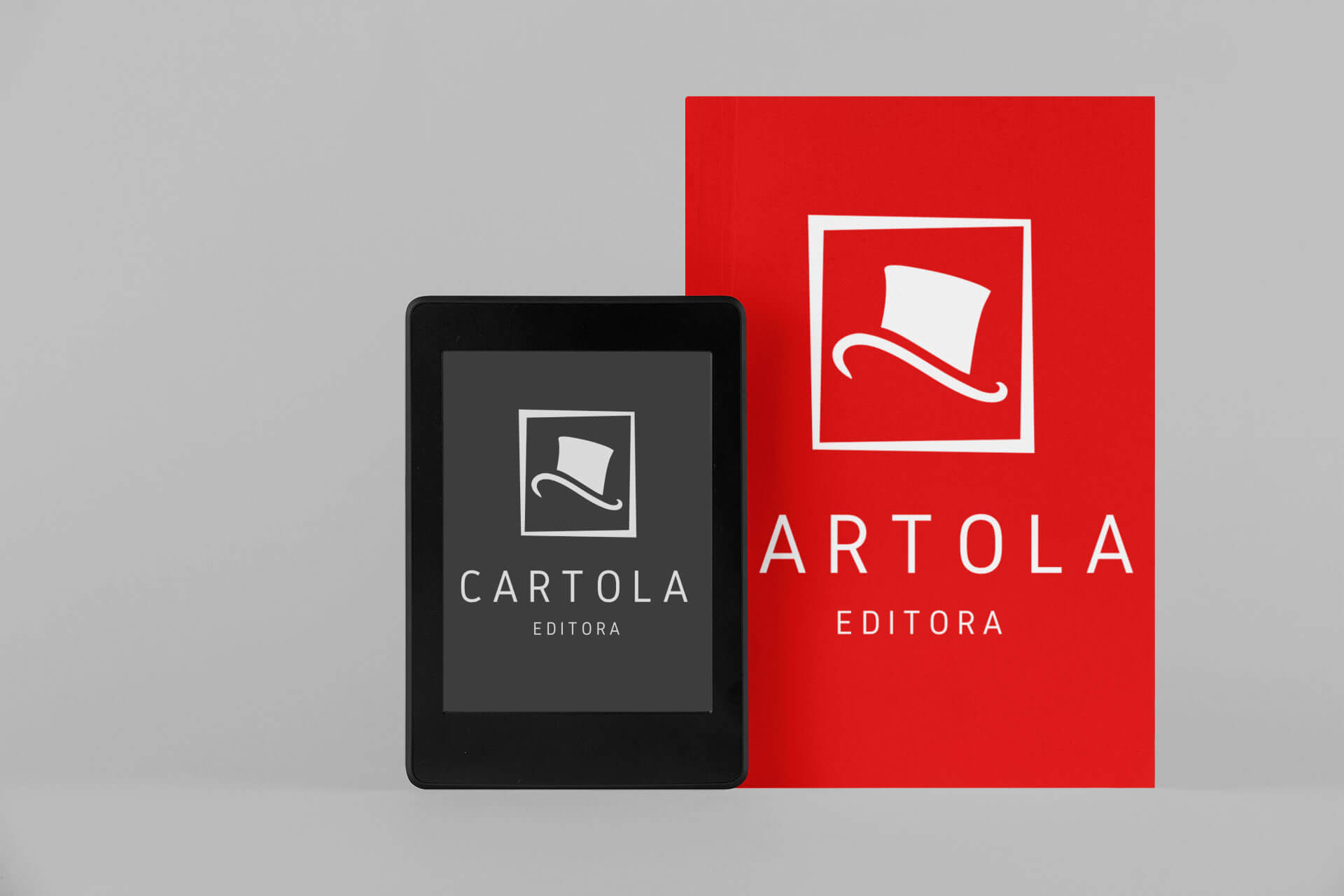 Cartola Editora distribuirá E-books de forma gratuita