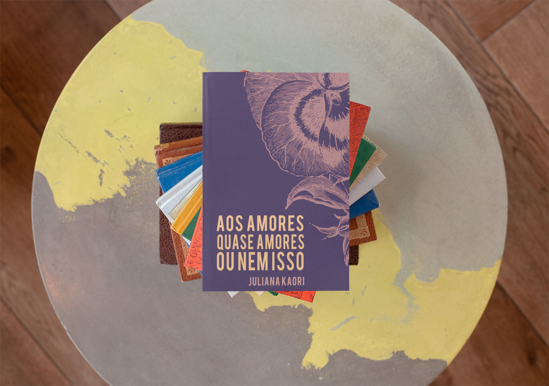 Poesia de Juliana Kaori vence o Prêmio Book Brasil