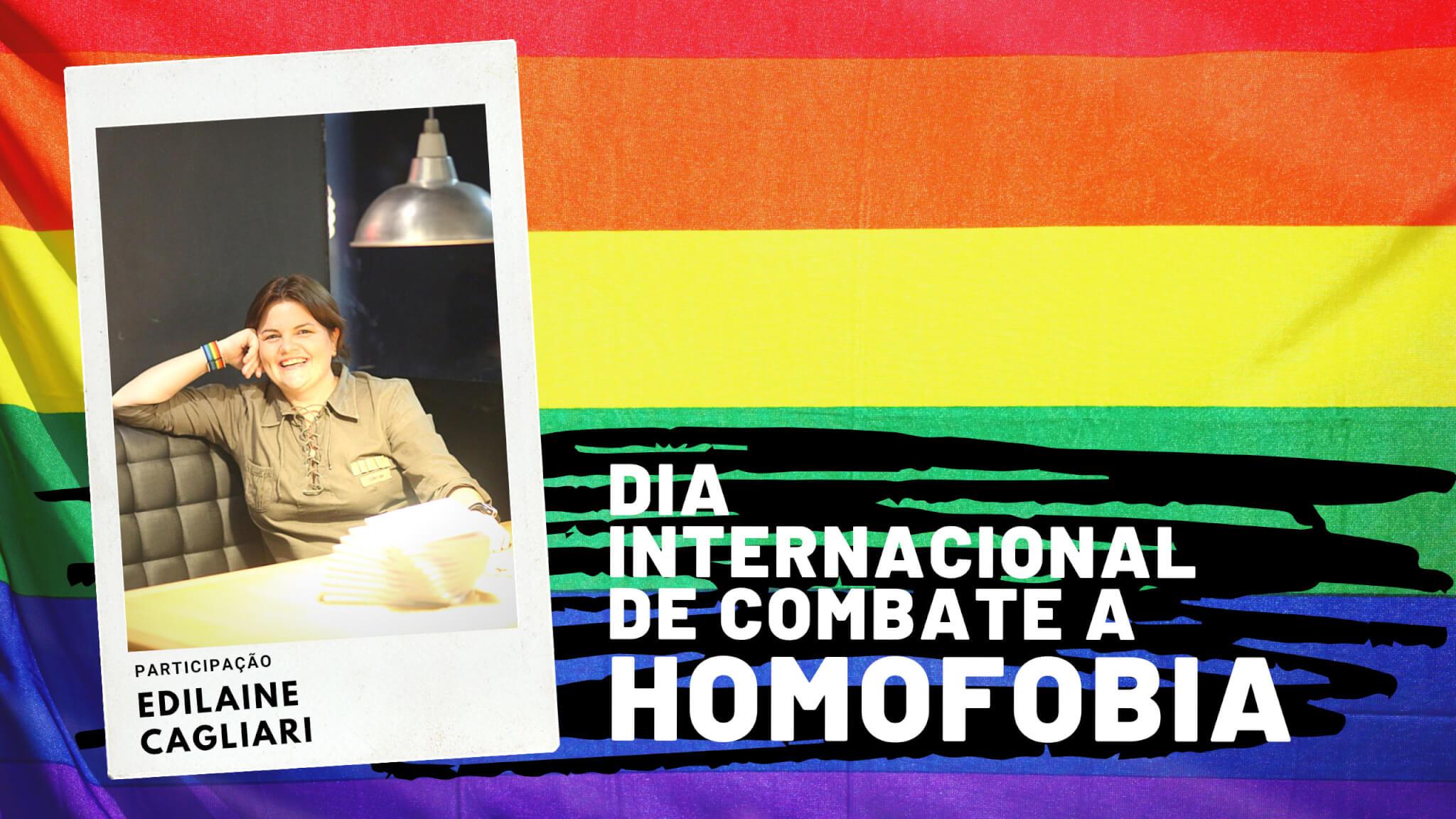Live: dia internacional de combate à homofobia
