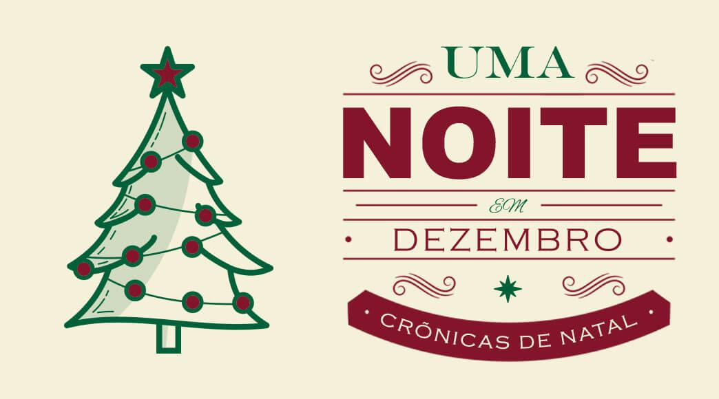 """Lançamento: """"Uma noite em dezembro"""""""