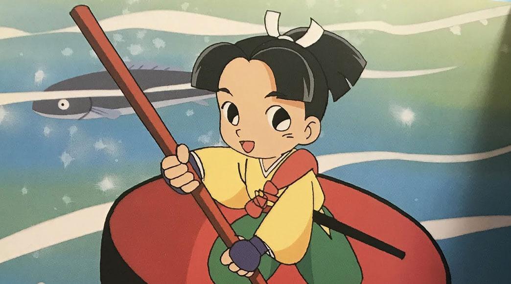 "Resultado do concurso ""Kodomo: lendas infantis japonesas"""