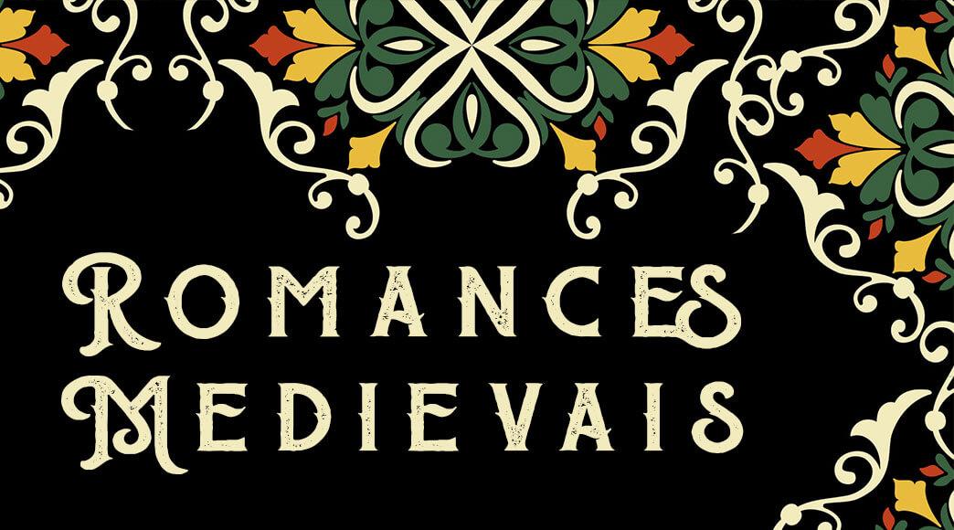 """Lançamento: """"Romances medievais"""""""